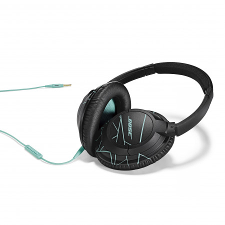 BOSE SoundTrue Around-Ear, black-mint