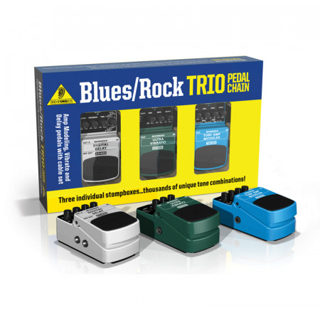 Behringer BLUES ROCK TRIO TPK987