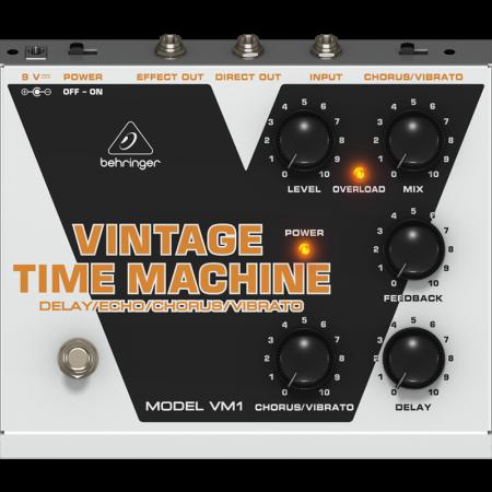 Behringer VINTAGE TIME MACHINE VM1