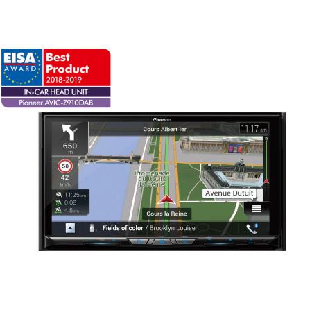 Pioneer AVIC-Z910DAB DAB+/Wi-Fi/Bluetooth/USB/AUX car navigation multimedia receiver