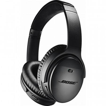 BOSE QC35 QuietComfort 35 II wireless noise cancelling headphones, black