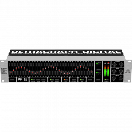Behringer DEQ1024 ULTRAGRAPH Digital EQ