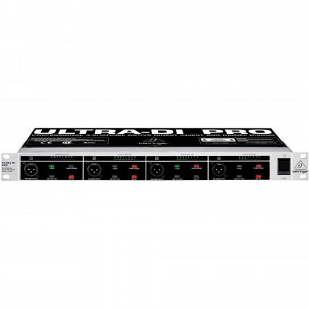 Behringer DI4000 Ultra-DI Pro 4 Channel DI Box