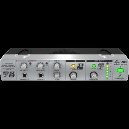 Behringer MINIMIX MIX800 Karaoke Mixer