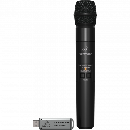 Behringer ULM100USB 2.4 GHz Digital Wireless USB Microphone