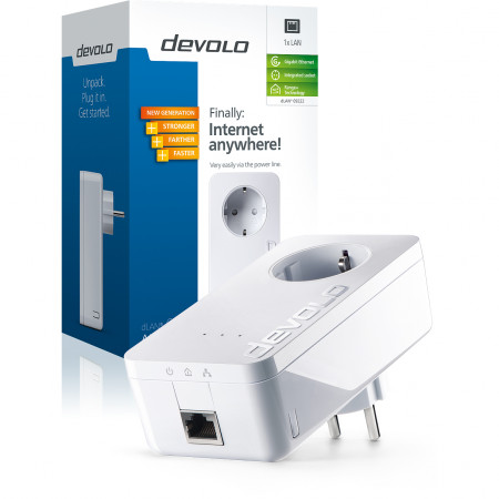 devolo D 9222 dLAN® 650+ Powerline