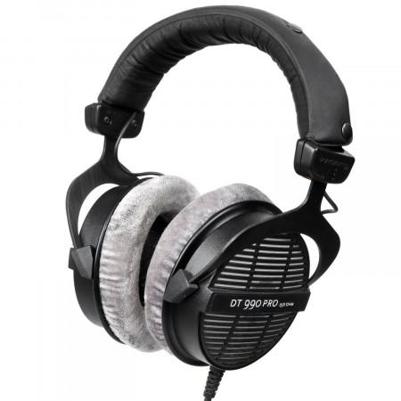 Beyerdynamic DT 990 PRO 250 Ohm Around-Ear Studio Headphones, open construction, wired