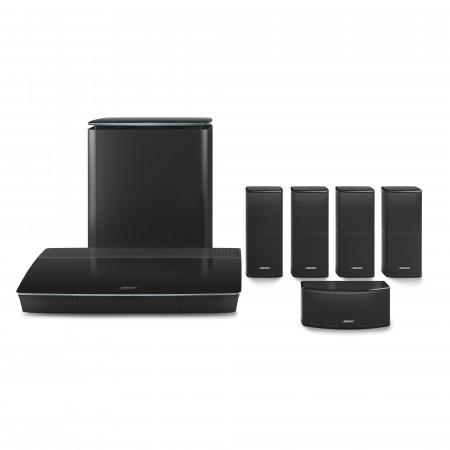 BOSE Lifestyle 600 home cinema system, black