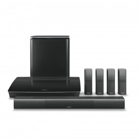 BOSE Lifestyle 650 home cinema system, black