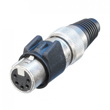 Neutrik NC5FX-HD Female XLR Cable Connector
