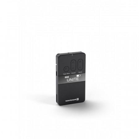 Beyerdynamic UNITE RP-T Digital Wireless Tour Guide System Bodypack Receiver with Talkback Function