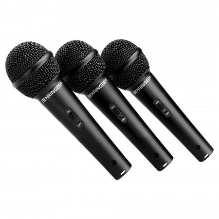 Behringer XM1800S Dynamic Microphones