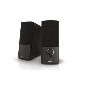 BOSE Companion 2 series III multimedia loudspeaker, black