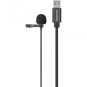 Saramonic SR-ULM10 USB Lavalier Microphone