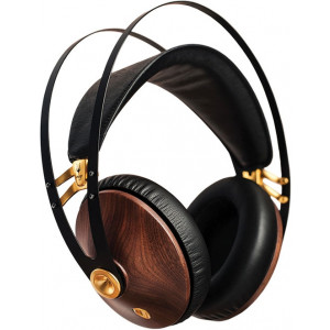 MEZE 99 Classics audiophile headphone, walnut gold