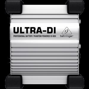 Behringer Ultra-DI DI100 DI-Box