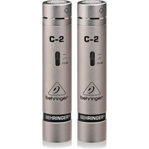 Behringer C-2 Condenser Microphones