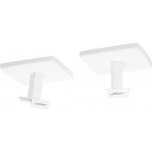 BOSE OmniJewel ceiling mount brackets, white