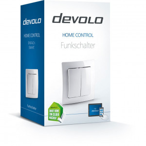devolo D 9808 Home Control Wall Switch