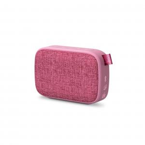 Energy Fabric Box 1+ Pocket Grape Portable Speaker with Bluetooth and FM radio