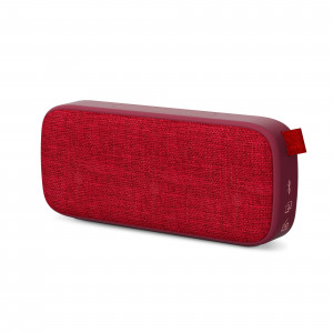 Energy Fabric Box 3+ Trend Cherry Portable Speaker with Bluetooth and FM radio
