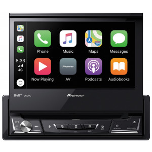 Pioneer AVH-Z7200DAB DAB+/CD/DVD/Bluetooth/USB multimedia receiver