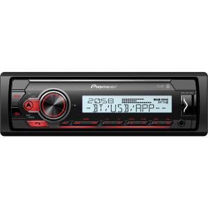 Pioneer MVH-MS410BT Bluetooth/USB Marine receiver