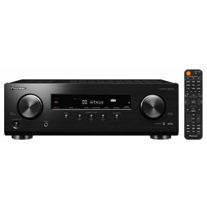 Pioneer VSX-534-B 5.1-channel AV receiver, black