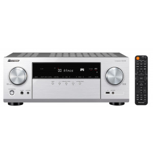 Pioneer VSX-934-S 7.2-channel receiver, silver