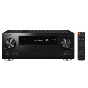 Pioneer VSX-LX304-B 9.2-channel AV receiver, black