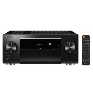 Pioneer VSX-LX504-B 9.2-channel AV receiver, black
