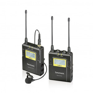 Saramonic UwMic9 Kit1 RX9+TX9 Wireless Lavalier System