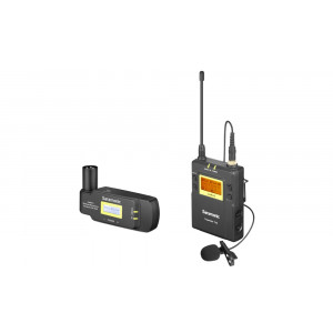 Saramonic UwMic9 Kit7 TX9+RX-XLR9 Wireless Lavalier System