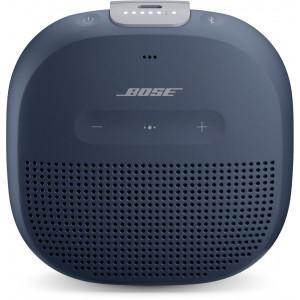BOSE SoundLink Micro waterproof portable Bluetooth speaker, midnight blue