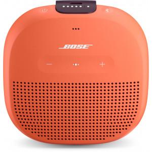 BOSE SoundLink Micro waterproof portable Bluetooth speaker, bright orange