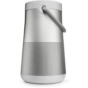 BOSE SoundLink Revolve+ portable Bluetooth speaker, silver